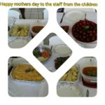 Mothers day lunch!